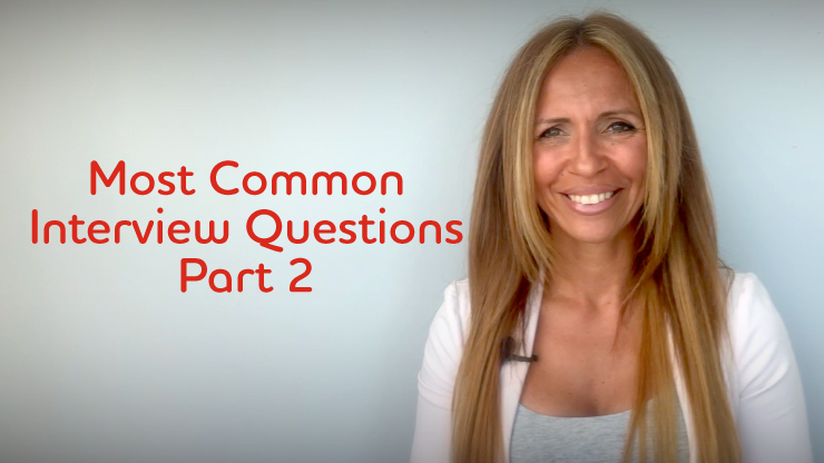 TAG expert talk: Most Common Interview Questions Part 2