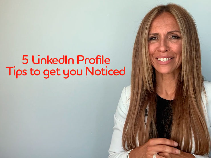 TAG Expert Talk: Top 5 LinkedIn profile tips to get you noticed