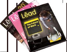 Lead magazines