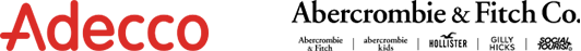 Adecco USA | Abercrombie & Fitch Co. Logo