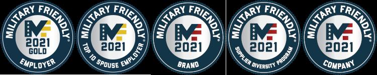 Adecco Military Alliance Logos