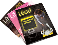Lead magazine past issues