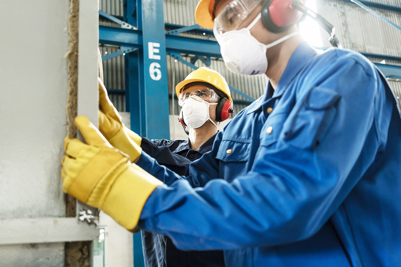 Leading the industry in health and safety