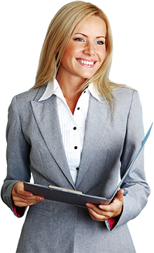 corporate professional female